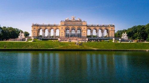 orangerie di Sissi a Vienna