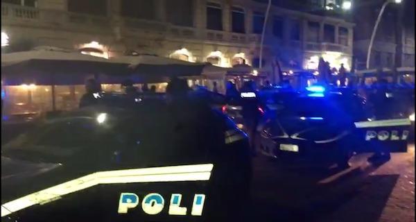 Maxi rissa tra baby gang sul Lungomare di Napoli, un ferito