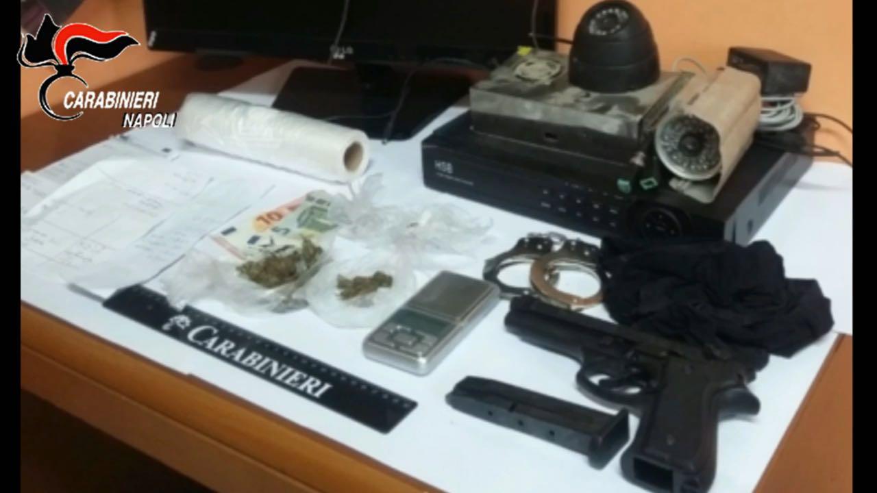 Rapinatori minorenni e spaccio di droga, 10 indagati a Boscotrecase: c'è…