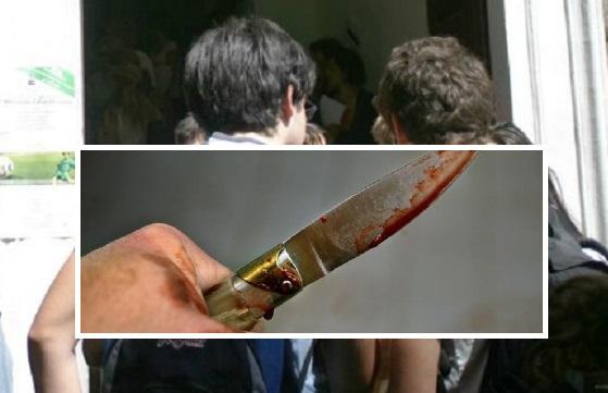 Adolescenti con coltello a scuola a Napoli, 14enne ferito