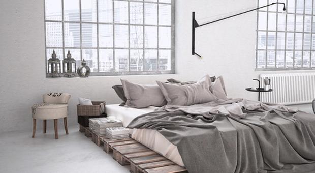 Le nostre camere da letto in stile moderno. Arredamento In Stile Industriale Tra Design E Sostenibilita Ambientale