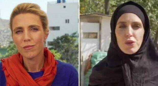 Afghanistan, Clarissa Ward della CNN con l'hijab a Kabul: «Anche io mi sono  dovuta vestire diversamente»