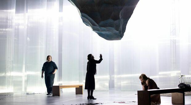 Jenůfa del compositore ceco Leoš Janáček, regia di Michieletto