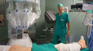 Turin, robot cleans kidney tumor from awake patient for the first time