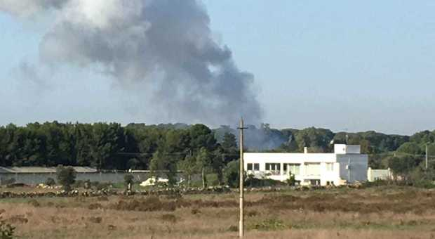 Fábrica de fuegos artificiales explota en Lecce, el hijo de los propietarios de 19 años muere
