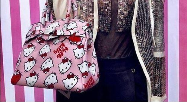 Milano. Save My Bag lancia la collezione Hello Kitty