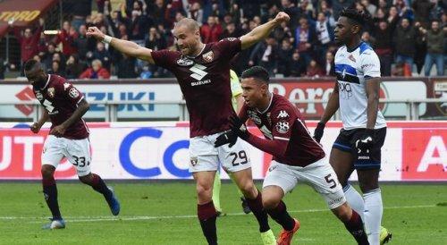 Image result for Torino vs Atalanta photos