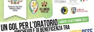 La festa di Villanova per il nuovo impianto: attori, glorie gialloblù e voglia di stare insieme.