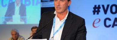 Giancarlo Turchetti, segretario della Uil