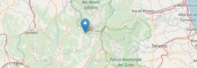 Terremoto, poco fa una scossa a Norcia: torna la paura nel Centro Italia