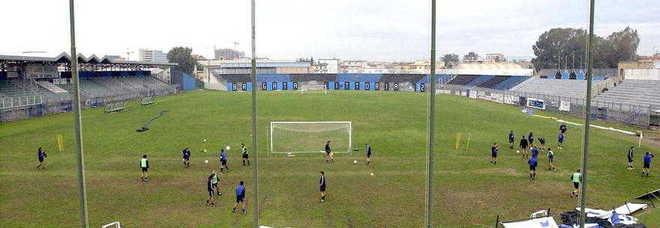 Risultati immagini per latina calcio allenamenti