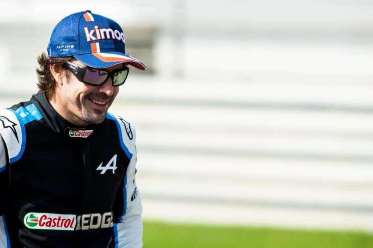 Alonso, rientrato in F1 a 39 anni, sta perdendo il confronto con Ocon nel  team Alpine: «E' più difficile di quanto mi aspettassi»