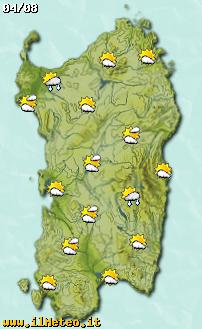 Meteo Sardegna