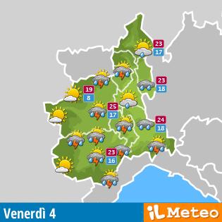 Meteo Piemonte