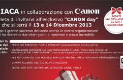 Canon Day Pozzuoli