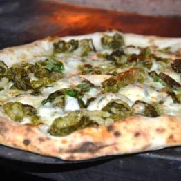 Pizza con le scarole di Teresa Iorio