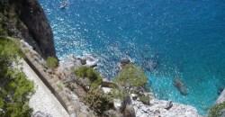 uno scorcio dell'isola azzura
