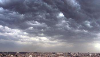 Maltempo - Protezione civile, prorogata allerta meteoCriticitá Gialla fino alle 18 di domani
