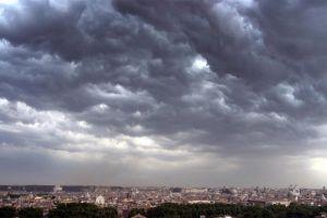 nuovole pioggia