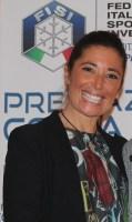 Roberta Cataldi Presidente Collegio maestri sci Campania