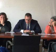 Cesaro in commissione trasparenza audizione comm asl na 2