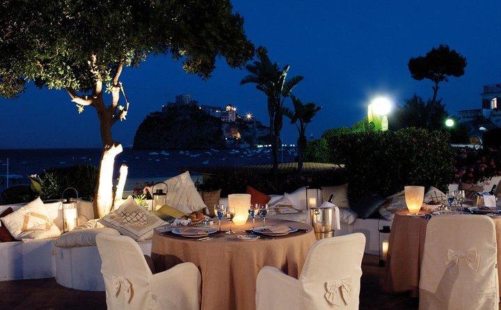 Gran Galà Dolce Vita al Rangio Fellone per l'Ischia Global Fest