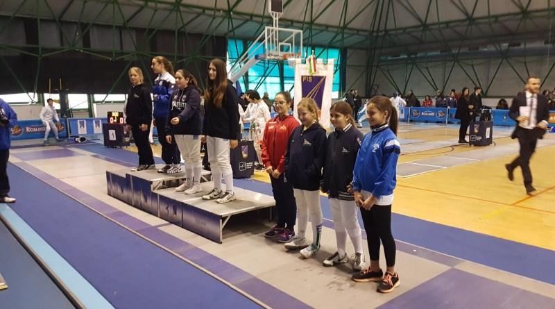 Scherma, campionati regionali U14: record di presenze e ottimi piazzamenti per il Posillipo.
