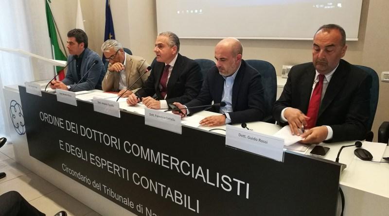 I commercialisti di Napoli Nord approvano il bilancio 2017