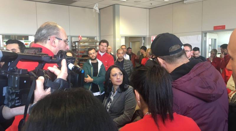 """Campania, Palmeri: """"No a chiusura Auchan di via argine a napoli. Si a confronto costruttivo"""""""