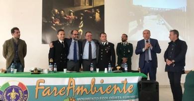 "Primo Raduno Guardie Eco-Zoofile ""FareAmbiente"" nel Cilento"