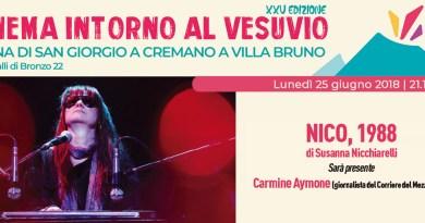 """A """"Cinema intorno al Vesuvio"""" fa tappa il pluripremiato """"Nico, 1988"""" di Susanna Nicchiarelli"""