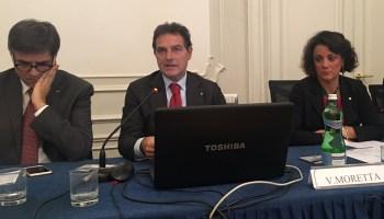 Moretta, shipping settore strategico per il nostro territorio