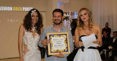 la quinta edizione del FASHION GOLD PARTY,