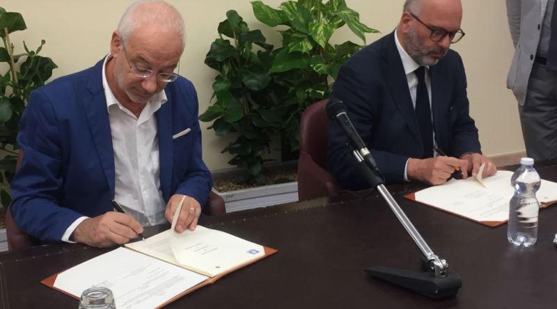 Campania, firmato protocollo d'intesa del patrimonio immobiliare pubblico