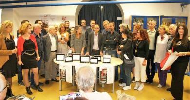 """V edizione premio artistico""""Napoli Arte & Rivoluzione"""""""