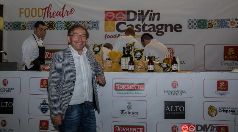Divin Castagne, boom di presenzeShow cooking e degustazioniconquistano il pubblico