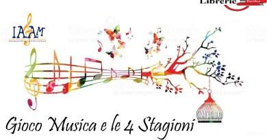 4 APPUNTAMENTI PER BAMBINI  CON LIBRI E MUSICA