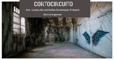 VERNISSAGE CORTOCIRCUITO AL RIOT - LAUNDRY BAR
