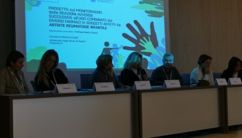Artrite reumatoide infantile - ultimo incontro del corso_22.02