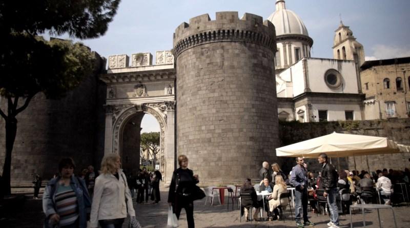 Porta capuana  di Marcello Sannino ad AstraDoc