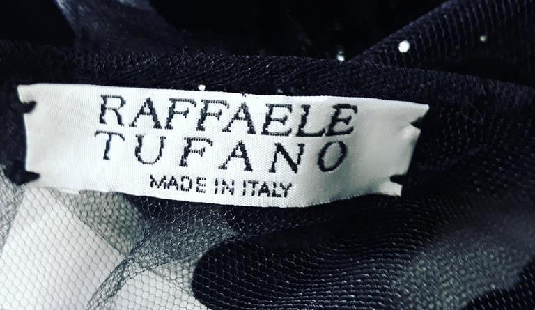 Raffaele Tufano presenta la nuova collezione all'evento Volkswagen International Fashion Week Autocogliati Milano