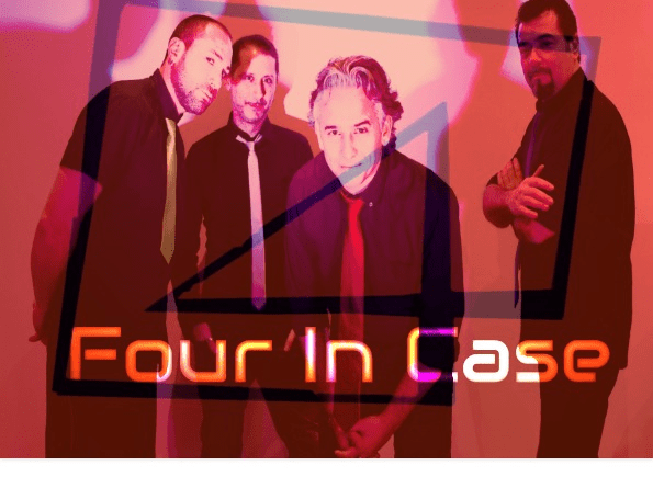 Live music in Campania, tornano i Four In Case al Kleb di Marcianise