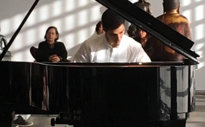 """Alessandro Schiano Moriello, il """"millennial"""" napoletano talento maturo del pianoforte"""