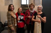 """Gli """"Attraversamenti"""" di Simonetta Funel: danza, ritratti, ricordi, storie al Maschio Angioino 7"""