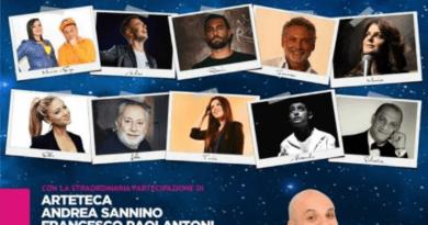 """""""Sorrido Grazie a Te"""" al Teatro Augusteo di Napoli"""