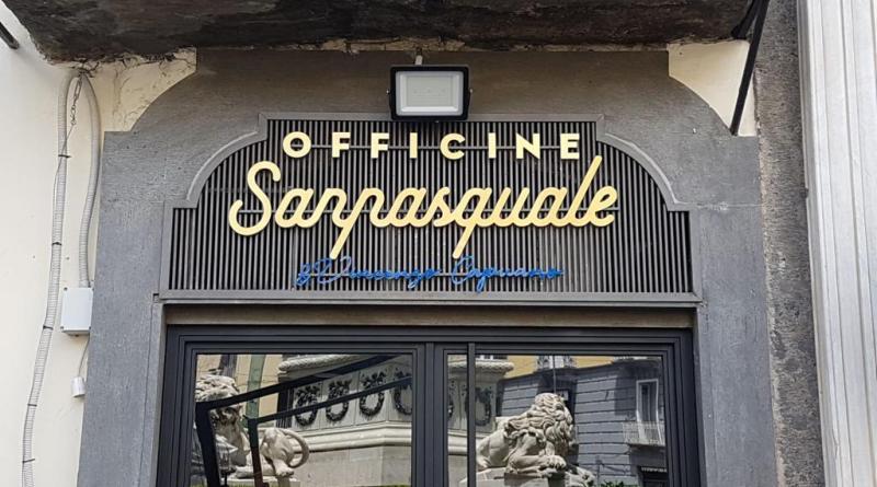 """Vincenzo Capuano apre """"Officine San Pasquale"""", un nuovo format tra pizza e drink"""