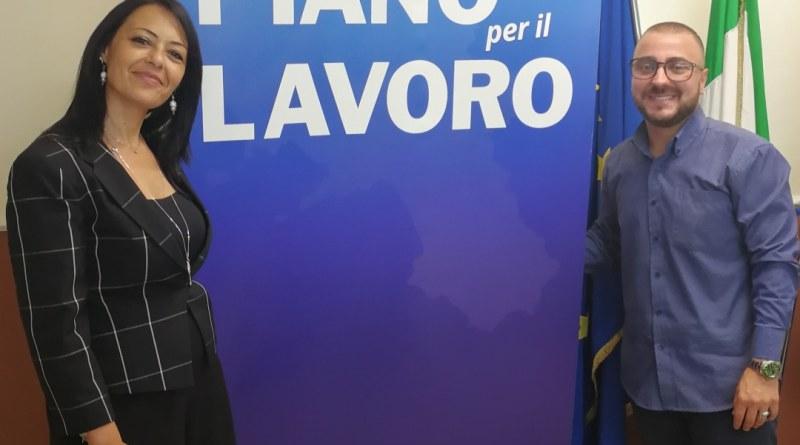 """Borzacchiello: """"Nasce una collaborazione con l'Assessorato al lavoro della Regione Campania sull'informazione Giovanile"""