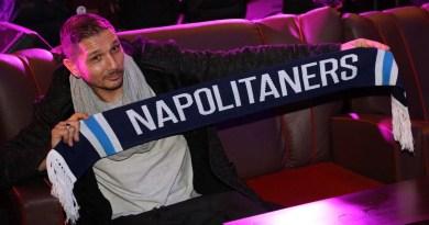 """Franco Ricciardi, Valerio Jovine e Emiliano Pepe per """"Napolitaners"""""""