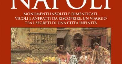 I luoghi e i racconti più strani di Napoli, il nuovo libro del giornalista Marco Perillo
