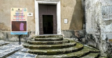 """""""TEMPOPRESENTE"""" nella Chiesa di Santa Maria de Lama a Salerno"""